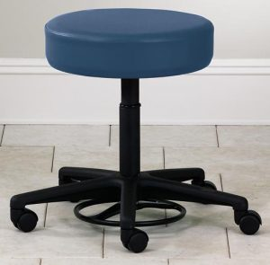 Foot Activated Hands-Free Stool
