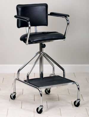 Adjustable Height Whirlpool Chair