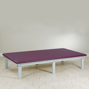 Alpha Series Upholstered Top Mat Platform