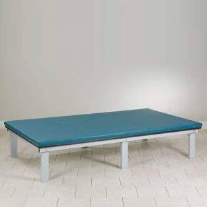 Alpha Series Mat Platform with Removable Mat