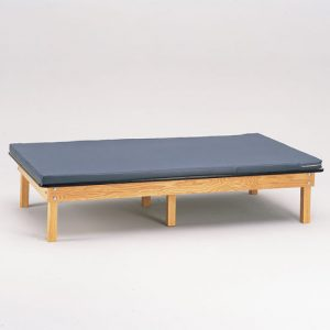 Physical Therapy Mat Platform with Removable Mat