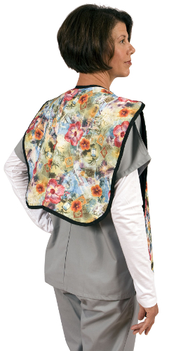 Panoramic Poncho Dental X-Ray Apron Back