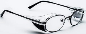 Model 700 Radiation Protection Glasses - Gunmetal