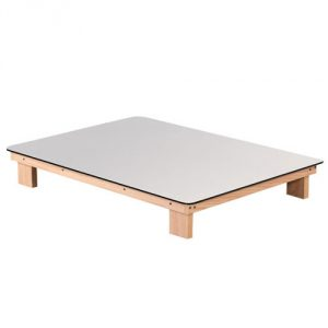 Floor Style Powder Board Table