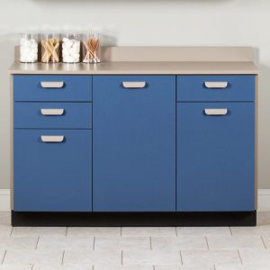 Base Cabinet with 3 Doors and 3 Drawers