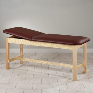 Model 81010 Eco Friendly Wood Patient Treatment Table