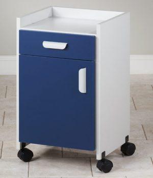 Mobile Bedside Medical Cabinet