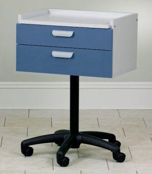 Laminate Top Mobile Equipment Cabinet