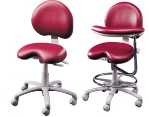 9000 Series Ergonomic Stool