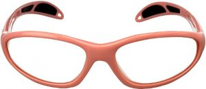 LIght Pink - Ladies Model 99 UltraLite Leaded Glasses