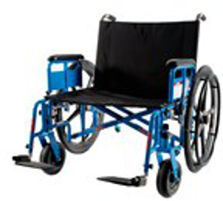Bariatric MRI Wheelchair