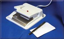 Darkroom X-ray Film I.D. Printer