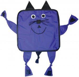 Kiddie Kover X-ray Blanket - Cat