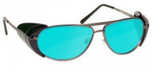 Multiwave YAG, Alexandrite Diode Laser Safety Glasses- Model #600