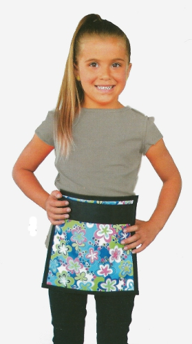 Pediatric Half Apron (Set of 3)