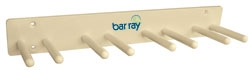Bar-Ray X-ray Apron Peg Rack