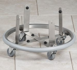 Heavy Duty Stainless Steel Kick Bucket Frame Only