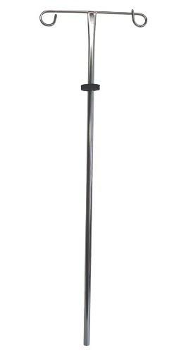 MRI Non-Magnetic I.V.Pole for Stretcher Model 155X