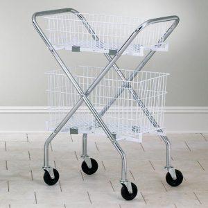 Folding Utility Cart - Frame Only