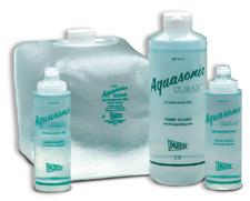 Aquasonic Clear 5 Liter Jug with Bottle