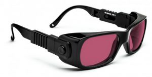 Alexandrite/Diode Laser Safety Glasses - Model #300