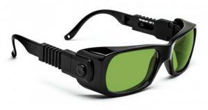 Alexandrite Diode YAG Laser Safety Glasses - Model #300