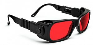 Argon Alignment Laser Safety Glasses - Model #300