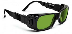 D680 UV Excimer Diode InGaAs Laser Safety Glasses - Model #300