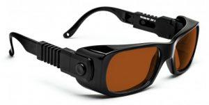 Diode YAG Harmonics Laser Safety Glasses - Model #300