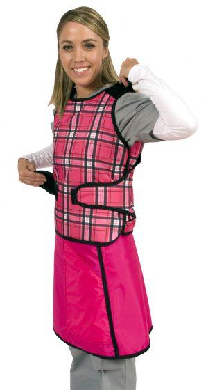 Flex Back Vest Skirt X-ray Apron