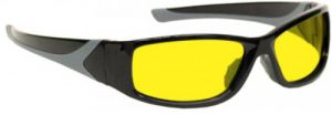 Model 808B Wrap-Around Forensic Glasses