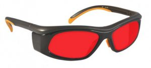 Argon Alignment Laser Safety Glasses - Model #206