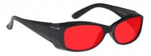 Argon Alignment Laser Safety Glasses - Model #375