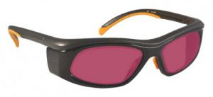 Alexandrite/Diode Laser Safety Glasses - Model #206
