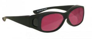 Alexandrite/Diode Laser Safety Glasses - Model #33