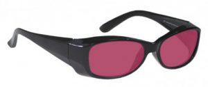 Alexandrite/Diode Laser Safety Glasses - Model #375
