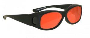 Argon KTP Laser Fitover Safety Glasses - Model #33