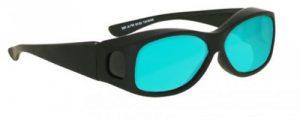 Multiwave YAG Alexandrite Diode Laser Safety Glasses - Model #33
