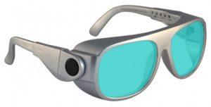 Multiwave YAG, Alexandrite Diode Laser Safety Glasses - Model #66