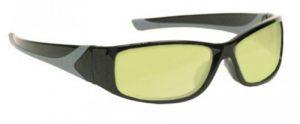 D81 Diode Laser Safety Glasses Model 808 - Black