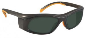Broadband Alignment Filter Laser Safety Glasses - Model #206