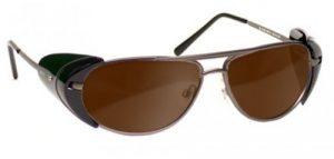 IPL Brown Contrast Enhancement Laser Safety Glasses - Model #600