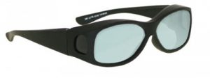 AKG-5 Holmium/Yag/Co2 Laser Safety Glasses - Model #33