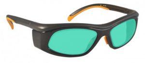 Ruby Laser Safety Glasses - Model #206