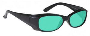 Ruby Laser Safety Glasses - Model #375