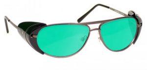 Ruby Laser Safety Glasses - Model #600