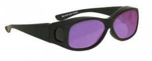Vbeam, Vbeam2, Dye Filter Laser Safety Glasses - Model #33