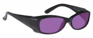 Vbeam Vbeam2 Dye Filter Laser Safety Glasses - Model #375