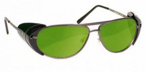 Alexandrite Diode YAG Laser Safety Glasses - Model 600