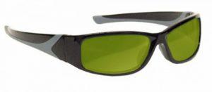 YAG Laser Safety Glasses- Model #808 - Black